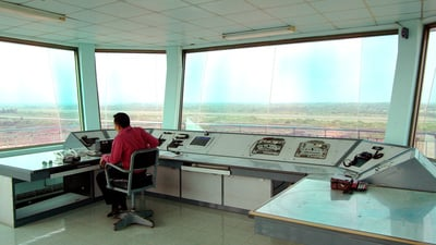 VVPC - Airport - Control Tower