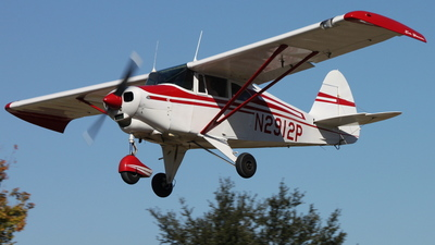 N2912P - Piper PA-22-150 Tri-Pacer - Private
