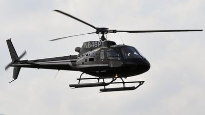 N646PT - Eurocopter AS 350B2 Ecureuil - Private