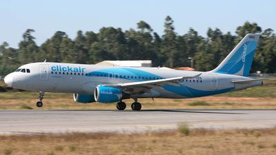 EC-GRG - Airbus A320-211 - Clickair