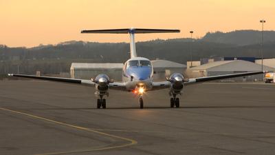 N6VJ - Beechcraft F90 King Air - Private