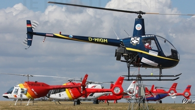 A picture of DHIGH - Airbus Helicopters H125 - [8377] - © Johannes Herrmann