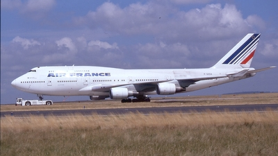F-GISA - Boeing 747-428(M) - Air France