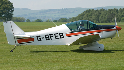 A picture of GBFEB - Jodel D150 - [34] - © scott wright