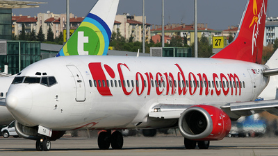 TC-TJD - Boeing 737-4Q8 - Corendon Airlines