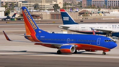 N289CT - Boeing 737-7H4 - Southwest Airlines