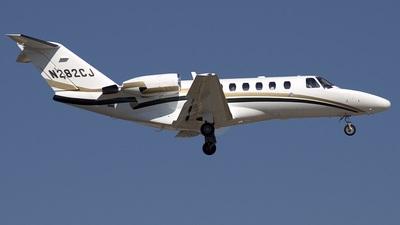 N282CJ - Cessna 525A CitationJet 2 - Private