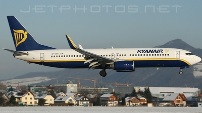 EI-CSQ - Boeing 737-8AS - Ryanair