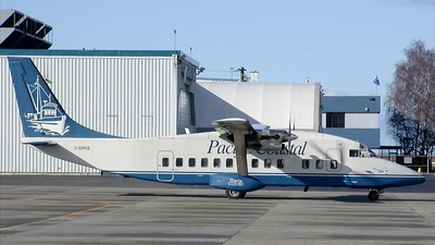 C-GPCE - Short 360-100 - Pacific Coastal Airlines