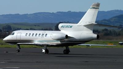 N519CW - Dassault Falcon 50 - Private