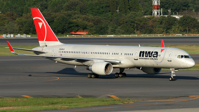 N548US - Boeing 757-251 - Northwest Airlines