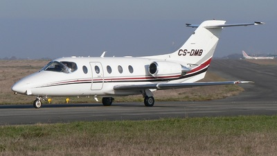 CS-DMB - Raytheon Hawker 400XP - NetJets Europe