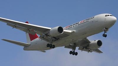 N796AX - Boeing 767-281(PC) - ABX Air