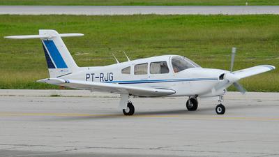 PT-RJG - Embraer EMB-711ST Corisco - Bitten Táxi Aéreo