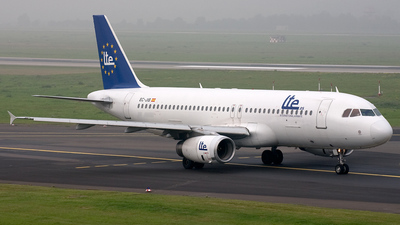 EC-JIB - Airbus A320-232 - LTE International Airways