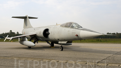 MM6634 - Lockheed RF-104G Starfighter - Italy - Air Force