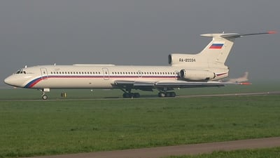 RA-85594 - Tupolev Tu-154B-2 - Russia - Air Force