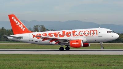 G-EZEJ - Airbus A319-111 - easyJet