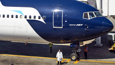 XA-MXO - Boeing 767-25D(ER) - Mexicana