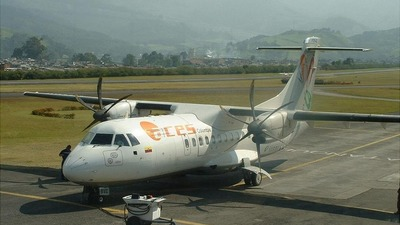 VP-BVE - ATR 42-500 - ACES Colombia