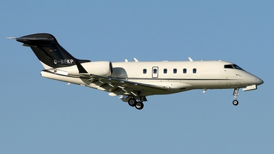 D-BEKP - Bombardier BD-100-1A10 Challenger 300 - Private