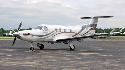 A picture of N521PC - Pilatus PC12/45 - [521] - © Jordan Duncan