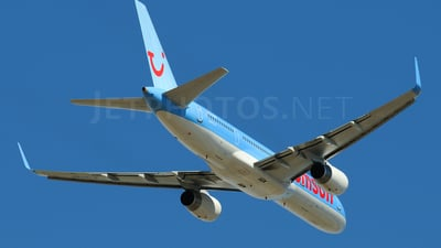 G-OOBP - Boeing 757-2G5 - Thomson Airways