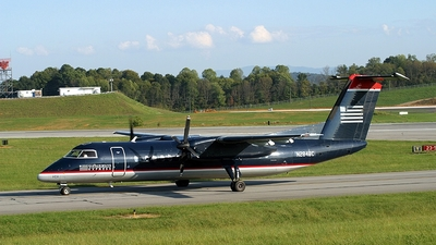 N284BC - Bombardier Dash 8-311A - US Airways Express (Piedmont Airlines)