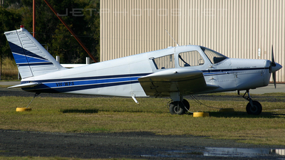 VH-WFS - Piper PA-28-140 Cherokee - Private