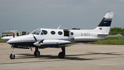 D-IRTY - Cessna 340A II - Airgo Flugservice