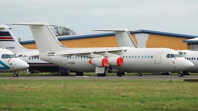 G-BZAW - British Aerospace Avro RJ100 - BAe Systems