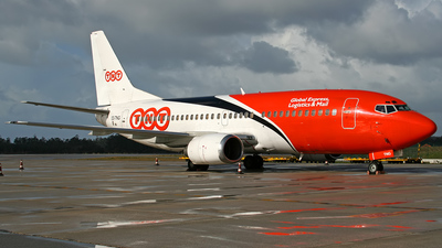 OO-TNG - Boeing 737-3Y0(QC) - TNT Airways