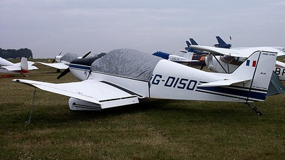 G-DISO - Jodel D150 Mascaret - Private