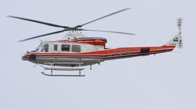 JA6750 - Bell 412EP - Japan - Aomori Prefecture