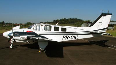 A picture of PRCIC - Beech G58 Baron - [TH2201] - © José Arthur Eidt - AeroEntusiasta.com.br