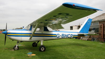 A picture of GBHCP - Cessna F152 - [1640] - © Jid Webb