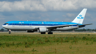 PH-BZB - Boeing 767-306(ER) - KLM Royal Dutch Airlines