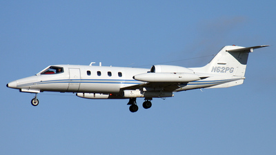 A picture of N62PG - Learjet 36A - [36031] - © Mark Stares