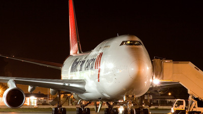 PH-MPP - Boeing 747-412(BCF) - Martinair