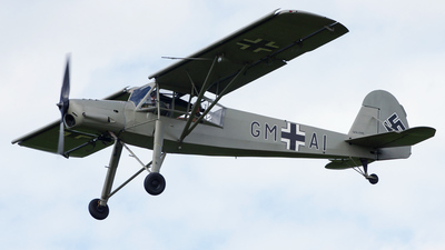 G-STCH - Fieseler Fi156A Storch - Private