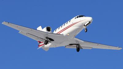 N64LX - Cessna 560XL Citation Excel - Private