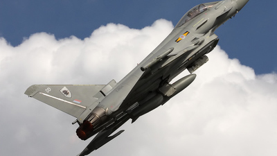 ZJ924 - Eurofighter Typhoon FGR.4 - United Kingdom - Royal Air Force (RAF)