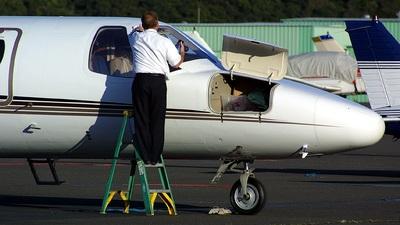 N31NS - Cessna 550 Citation II - Ovation Air Group
