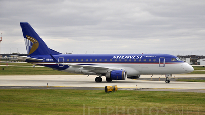N818MD - Embraer 170-100SU - Midwest Connect (Republic Airlines)