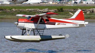 C-FEBE - De Havilland Canada DHC-2 Mk.I Beaver - Baxter Aviation
