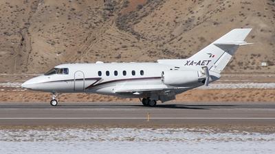 XA-AET - Raytheon Hawker 800XP - Private