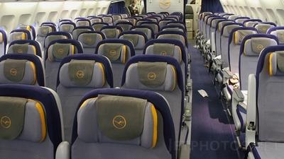 D-AIMG - Airbus A340-311 - Lufthansa