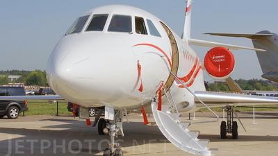 F-GVNG - Dassault Falcon 2000LX - Private