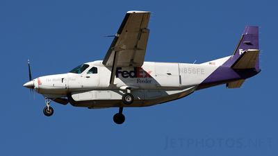 A picture of N856FE - Cessna 208B Super Cargomaster - FedEx - © Geoff Landes