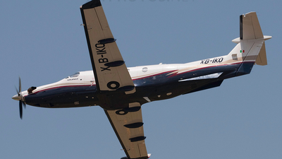 A picture of XBIKO - Pilatus PC12/45 - [493] - © Eduardo Capdeville C.